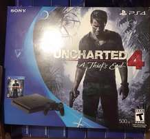 Brand New Ps4 (500GB)