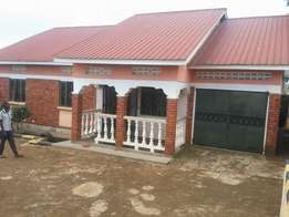 Spacious 4 bedroom house for sale in Seeta at 160m