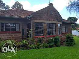 Spacious 3br with Sq office space to let in lavington for commercial.
