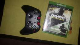 Xbox one with call of duty infinate..SWAPS ALSO WELCOME