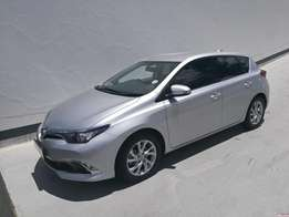 Demo Model - 2016 Toyota Auris 1.6 XR auto