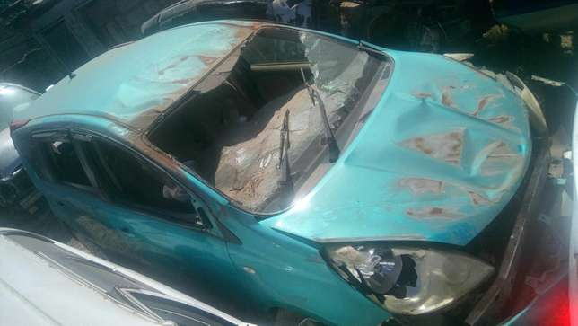 Salvage Nissan note Industrial Area - image 3