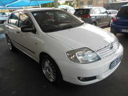 2006 Toyota Corolla 1.6 Gle For R 85000