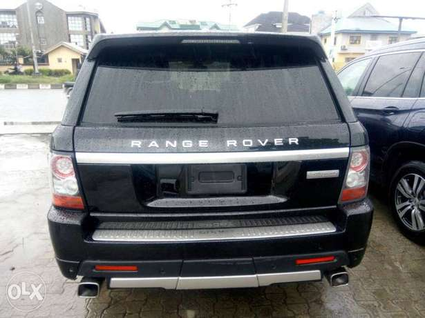 2012 Range Rover Sport Autobiography (FOREIGN USED) Lagos Mainland - image 2