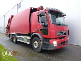 Volvo Fe320 6x2 With Ntm Kgh Hb Euro 4 - For Import