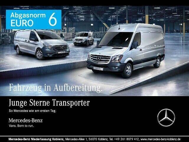 Mercedes-Benz Sprinter 316 CDI Kasten Hochdach Lang - 2018