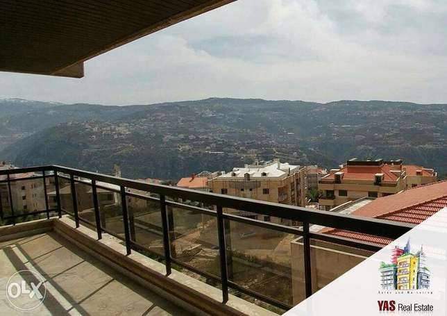 Ajaltoun 225m2-fully furnished-decorated-panoramic view