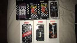off white, supreme and bape covers