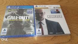 Ps4 games sealed