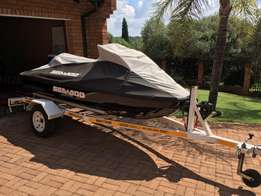 sea doo jet ski RXT 260 RS