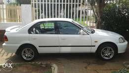 Very clean honda luxline 160i for sale or swop