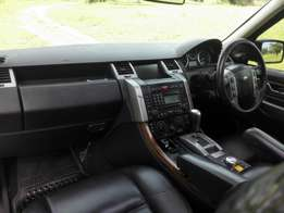 Rangerover sport 3.6L with lots of extras for give away