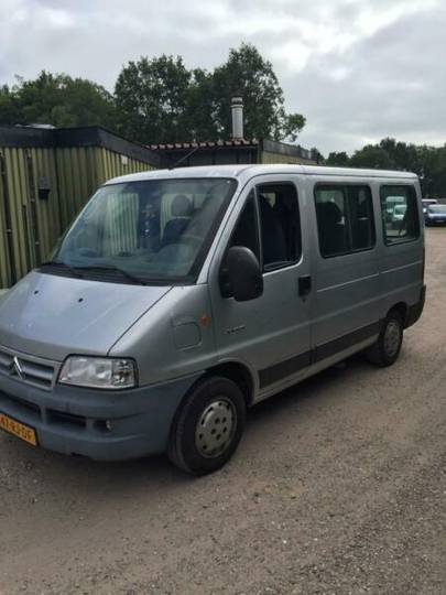 Citroën JUMPER 2.2 HDI 9 PERSOONS BUS - 2005