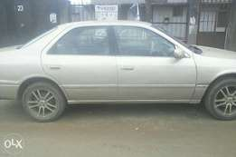 For sale registered Toyota Camry 2001model envelope ,