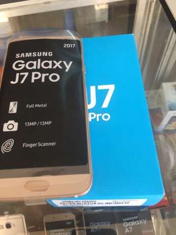 brand new Samsung Galaxy j7 pro 32GB 4G 64bit Octa core processor 13mp Nairobi CBD - image 1