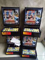 imported slot gaming machines
