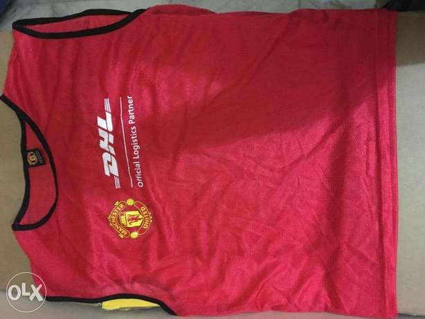 New Football Jersey - Manchester United Bibs