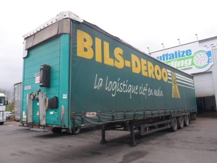 Schmitz Cargobull mega trailer - 2004