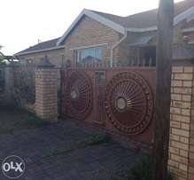 A beautiful home in a Secure Area for sale