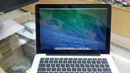 Macbook Pro 13 inch. Intel Core 2 Due. 4GBRam. Come visit our store