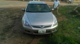 Clean accord 07 for sale