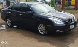 Clean used 2004 model lexus Es 300
