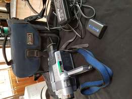 Old Sony vidio cam for sale