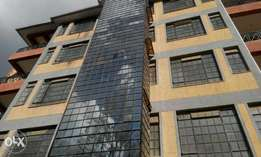This is a 3 bedroom apartment in Ongata Rongai.