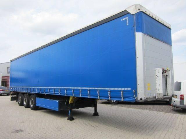 Schmitz Cargobull SCB Liftas Palletkist Top - 2013