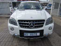 2010 Mercedes-Benz M-Class Ml 63 Amg for sale in Gauteng