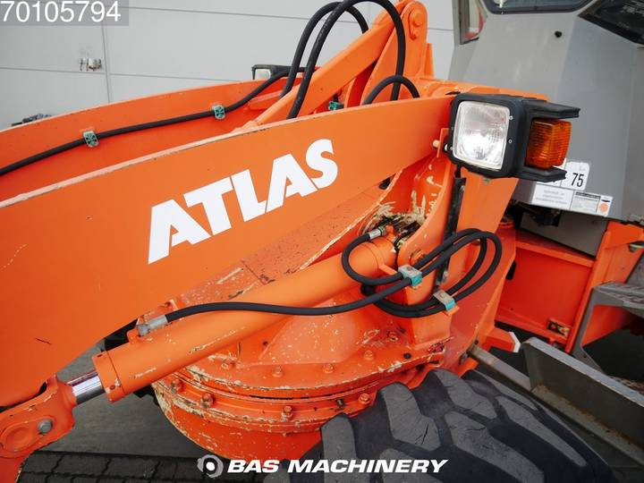 Atlas 70S Nice and clean German machine - 2001 - image 10