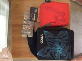 New Golla and Lowepro camera bags