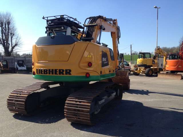 Liebherr R914 COMPACT - 2018 - image 2