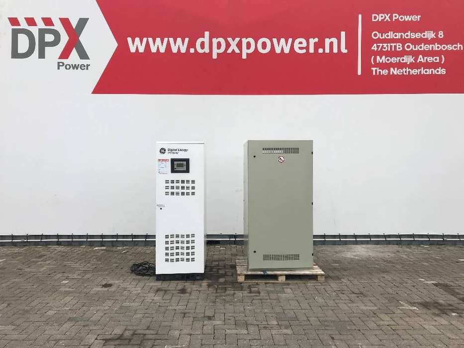 GE Digital Energy SG Series CE - UPS System - DPX- - 2008