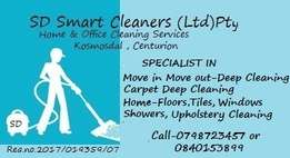 SD Smart Cleaners Centurion and Midrand 1