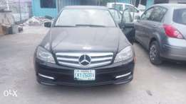 Benz c300 09 upgraded to 012 less than a year used everything working