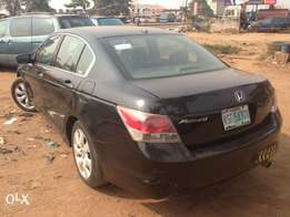 Clean Reg Honda Accord 08