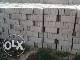 quality 6 inches quarry dust blocks for sale