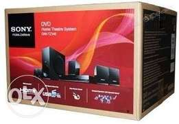 300w Sony Dvd Home Theater System