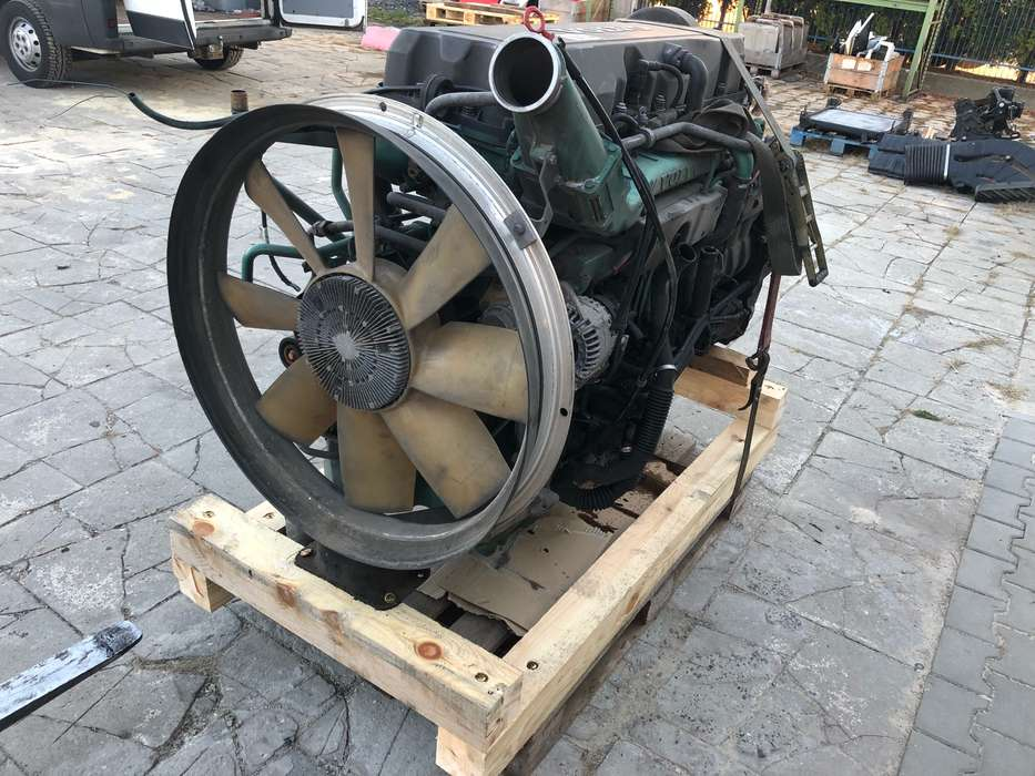 Volvo COMPLETE ENGINE / D9A-300 EC01 / FM9