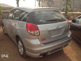 Neatly Foreign Used Toyota Matrix 03