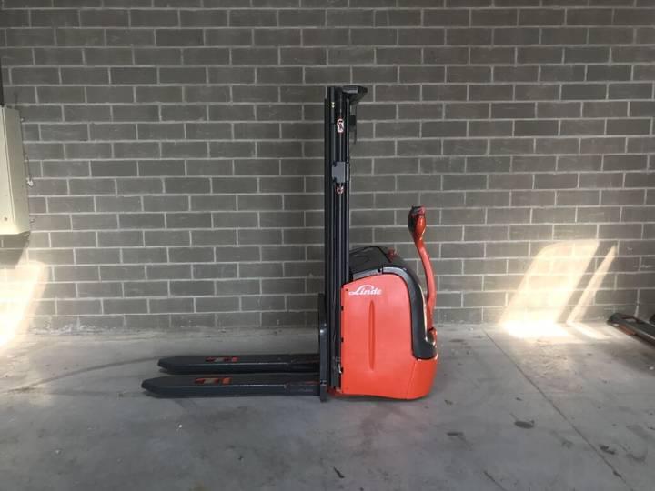 Linde L14 elektrische stapelaar (627) - 2019
