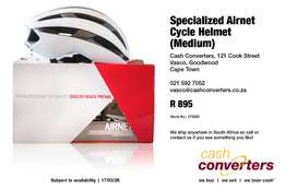 Specialized Airnet Cycle Helmet (Medium)