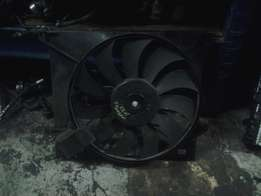 SECONDHAND radiator fans for sale audi bmw and merc