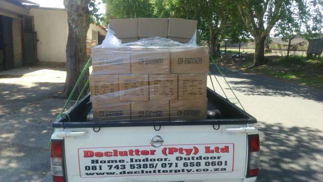 Hire a bakkie for all your moving today Johannesburg CBD - image 6