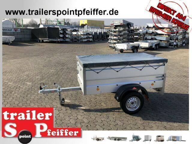 Pongratz LPA 206 750 kg 100 KM/H Aufsatz Plane NEU