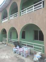 Mini flat at Ajuwon Via Ojodu Berger.