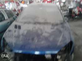 Peugeot 206 Spares stripping