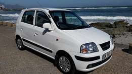 2012 Hyundai Atos 1.1 GLS manual