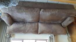 Matching3- 4 seater couch and matching chair